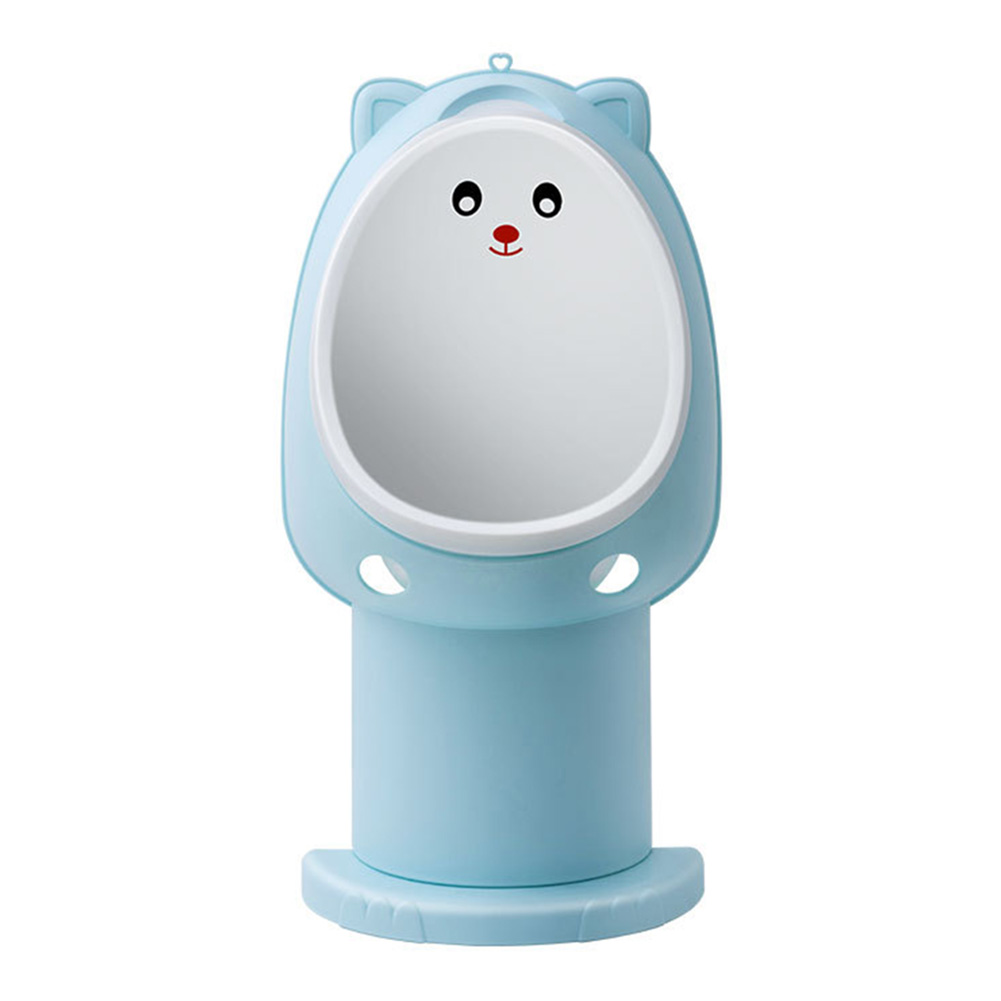 Cartoon Baby Boy Urinal Wall-mounted Adjustable Child Standing Potty Height Adjustable Toilet Kids Gift No14