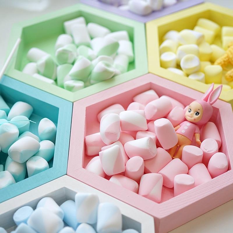 YUYU 10pcs Simulation Marshmallow Props Fake Marshmallows Kindergarten Rings Decoration Children's Photography Props Decorations