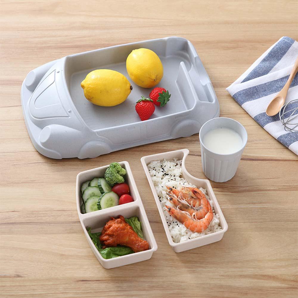 tigela copo placas recipientes comida para bebê