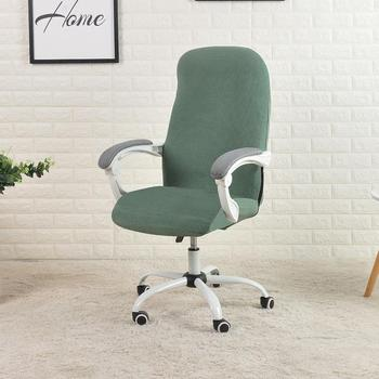 Water Resistant Jacquard Computer Chair Cover 2 Chair And Sofa Covers