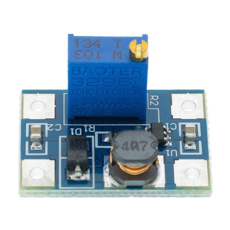 SX1308 2A 2-28V DC-DC Step-UP Регулируемый силовой модуль sup Boost Converter для DIY Kit