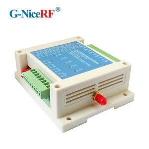 Image 3 - 2 مجموعات SK509 5W 433mhz وحدة تحكم التبديل اللاسلكية ، أربعة قنوات ، وحدة التحكم عن بعد