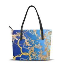 Noisydesigns градиентная винтажная роскошная сумка тоут женская