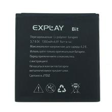 2pcs NEW Original 1350mAh Bit battery for EXPLAY Bit High Quality Battery+Tracking Number стоимость