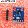 Новый BH1750FVI цифровой светильник интенсивность Сенсор модуль для Arduino AVR 3V-5V GY302 GY-302 16bitAD конвертер Цифровой Выход модуль