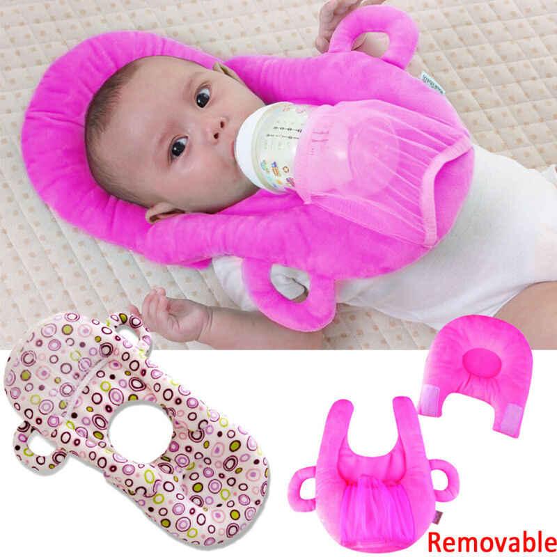 Almohadillas para la cabeza planas para bebés y bebés