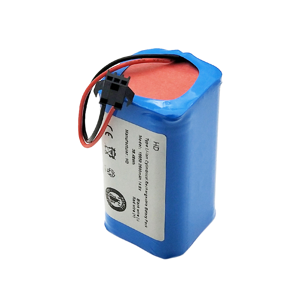 1pc Li-ion Battery Pack For Conga Excellence 900 Excellence Robotic Vacuum Cleaner Parts For Ecovacs CEN360 CEN361