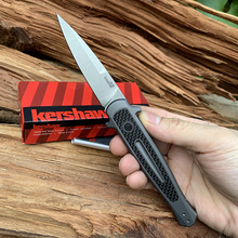 купить New Products OEM kershaw 7150 CPM154 ation aluminum alloy Outdoor Survival Hunting Tactical knife EDC Pocket  Tool недорого