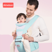 newborn baby carrier brand belt backpack  Hold Waist Belt Backpack Kids Infant comfort shoulder strap