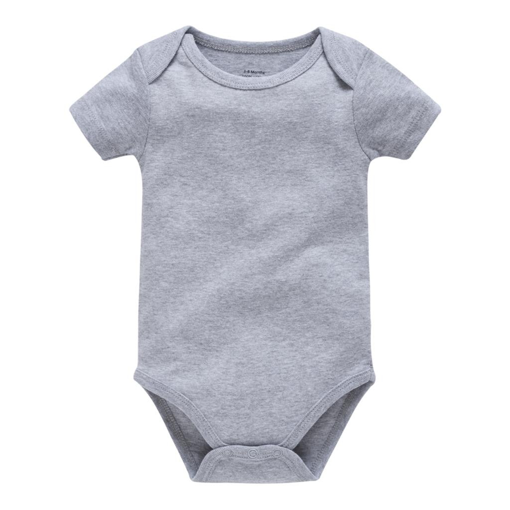 long sleeve baby romper jumpsuit cotton cute newborn baby rompers body girl sleepsuit solid color baby