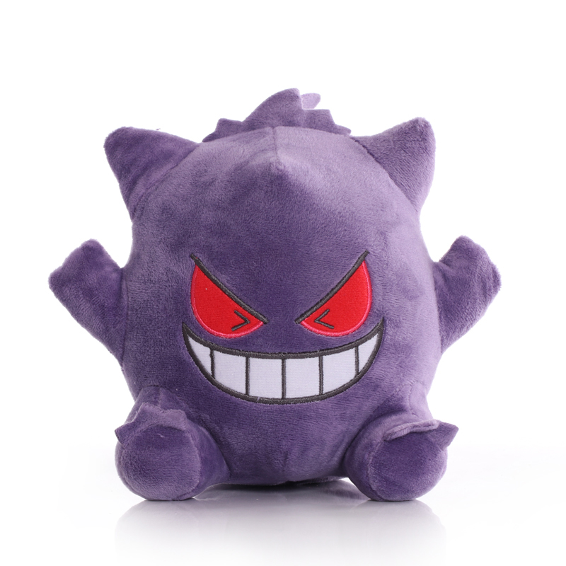 41 Styles TAKARA TOMY Pokemon Pikachu Dragonite Snorlax Lapras Gengar Umbreon Plush Toys Soft Stuffed Toy for Children Kids Gift 4
