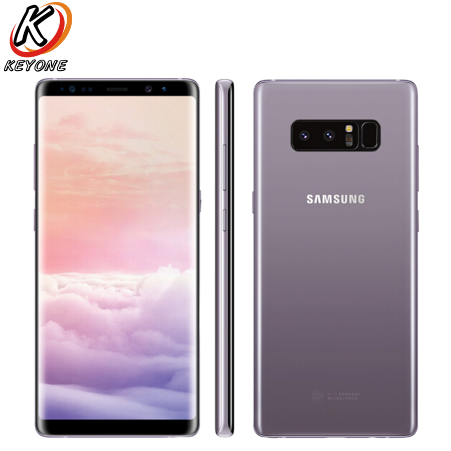 New AT&T Version Samsung Galaxy Note 8 N950U 4G LTE Mobile Phone 6.3