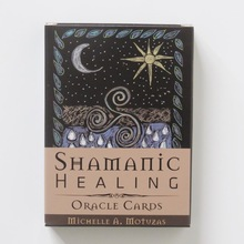 new Tarot cards oracles deck mysterious divination Shamanic Healing oracles cards for women girls cards game board game
