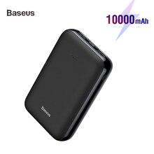 Baseus Mini Power Bank 10000mAh For xiaomi Samsung iPhone Po