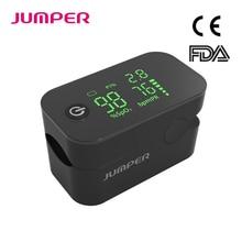 JUMPER Fingertip Pulse Oximeter De Dedo Pulso Oximetro SpO2 Home Family Finger Pulse Oxymeter Pulsioximetro LED CE FDA JPD-500G