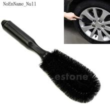 купить Car Vehicle Motorcycle Wheel Tire Rim Scrub Brush Washing Cleaning Tool Cleaner по цене 69.96 рублей