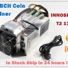 INNOSILICON T2 17.2TH/s With PSU Asic BTC BCH Bitcion Miner Better Than Whatsminer M3X