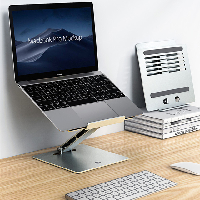 Business Accessories & Gadgets Laptop Holder Foldable Tablet Stand