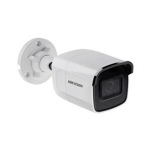 Image 3 - Hikvision original DS 2CD2085G1 I 8 mp ir fixo câmera de rede bala darkfighter ir 30m, até 128 gb ip67, câmera ip do ponto de entrada ik10
