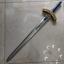 Couteau épée Fate/stay Night pour adolescent, accessoire en Pu, Cosplay, épée dans la pierre, sabre, alterne, Anime Katana Espada, jouet en Pu