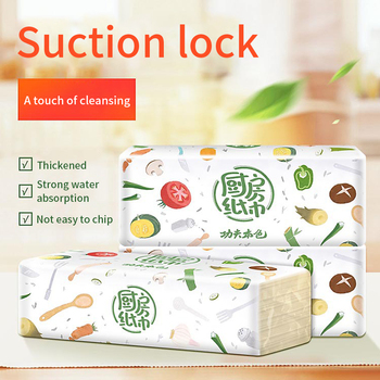 3PCS/Lot Paper Towels Oil Absorption Multifunctional Paper Oil Kitchen Pape ROil-Absorbing Paper Restaurant Home Kitchen Tool
