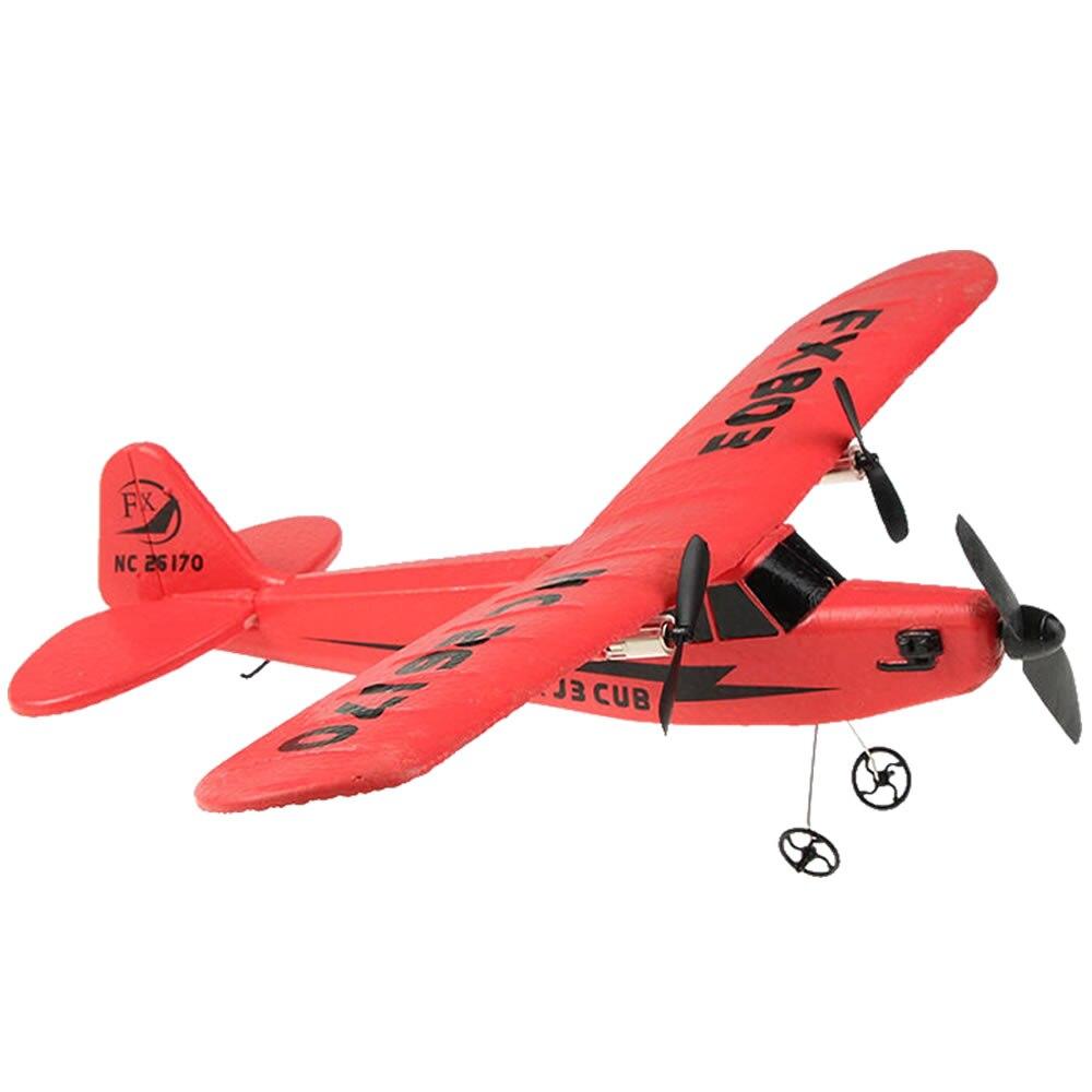 RC avion électrique télécommande avion RTF Kit EPP mousse 2.4G contrôleur 150 mètres vol Distance avion Global jouet chaud 2