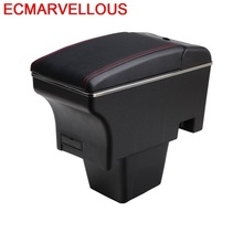 Car-styling Car Arm Rest Modification Accessory Decoration Accessories Decorative Armrest Box FOR Volkswagen Tiguan L