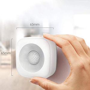 Image 5 - Intelligente ZigBee PIR del Sensore di Movimento del Supporto Tuya Vita Intelligente APP IFTTT per Amazon Echo 2Nd Più Il Lavoro con Tuya Piattaforma hub