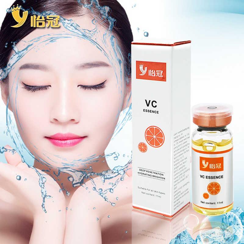 11ml Vitamine C Essentie Whitening Hydraterende Serum Krimpt Poriën Verminderen Acne en Sproeten Verminderen Melanine Neerslag