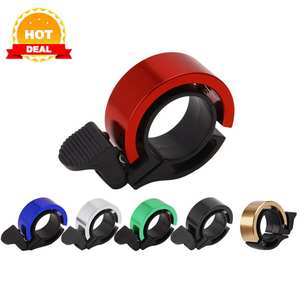 Bicycle Bell Horn Alarm-Ring Cycling-Handlebar Mtb Q-Type Aluminum-Alloy for 90db New