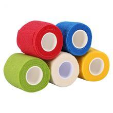 1 шт., самоклеящаяся эластичная тату-бандаж, нетканый материал, 4. 5 см, защита для локтя, обёрточная бумага, лента для ногтей, аксессуары для тату