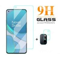 Schutz Glas Für OnePlus 9 9R 9E 8T Gehärtetem Glas Für OnePlus 7 7T 6 6T 5 5T Nord N10 N100 Objektiv Glas Film Kamera Protector