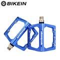 BIKEIN Велоспорт Горный велосипед 4 подшипника педали BMX MTB велосипед платформа Нескользящая плоская педаль MTB сверхлегкие аксессуары 350 г