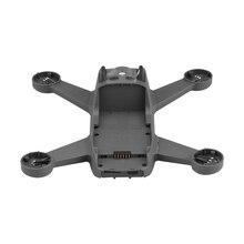 100% marka yeni Drone vücut kabuk için DJI Spark için orta çerçeve SPARK Drone onarım parçaları yedek aksesuarlar