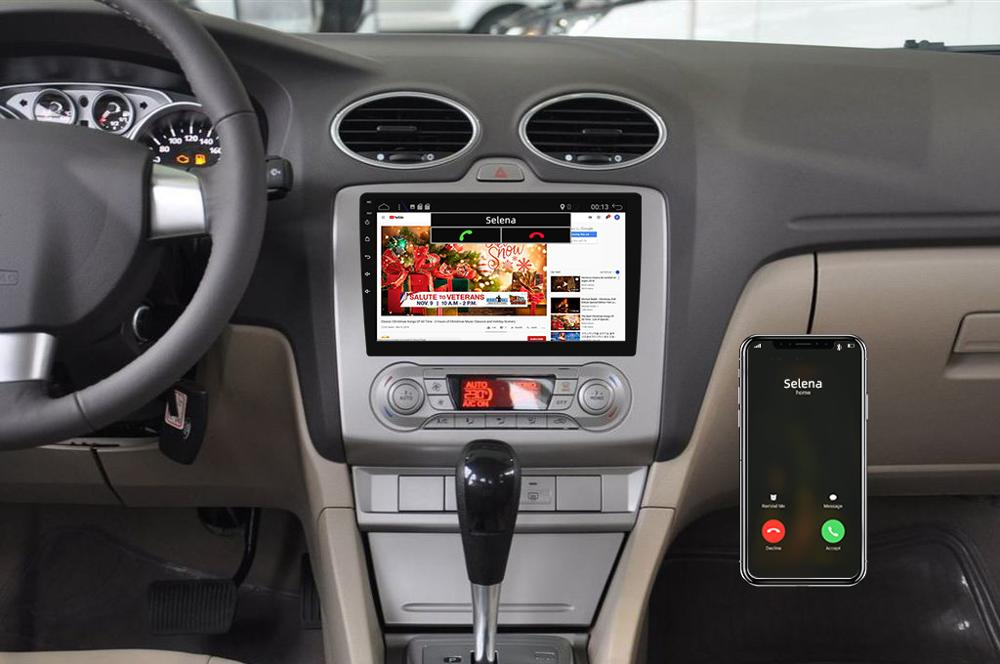1 din Android 10,0 Восьмиядерный PX6 автомобильный Радио Стерео GPS Navi Аудио Видео плеер блок ПК Wifi BT HDMI AMP 7851 OBD DAB + SWC 4G + 64G