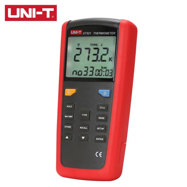 Контактный двухканальный термометр контактного типа,  4