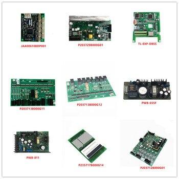G-069B|P203729B000G01|TL-EXP-DBSS|P203713B000G11|P203713B000G12|PWB-655F/811|P235717B000G14|KCR-990B|P203712B000G01 Used