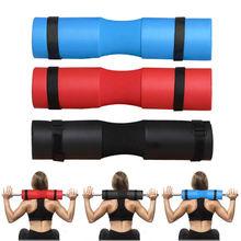 Пенопластовый коврик для штанги 45*10 см защитная накладка тренировок