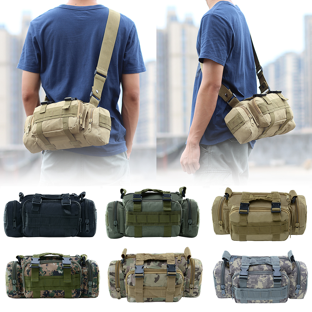 Многофункциональные туристические поясные сумки, уличные рюкзаки для кемпинга, рыболовные снасти, тактические рюкзаки для фотокамеры рюкз...