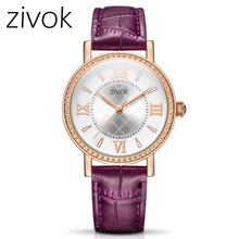 Brand High Quality Fashion Womens Ladies Simple Watches Geneva Faux Leather Analog Quartz  Waterproof Wrist Watch clock цена