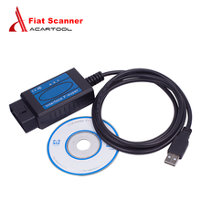 For Fiat Sanner Diagnostic Auto for Fiat/Alfa Romeo/Lancia ECU Programmer for OBD2 Scanner ABS/Engine/AIRBAG of Petrol/Diesel