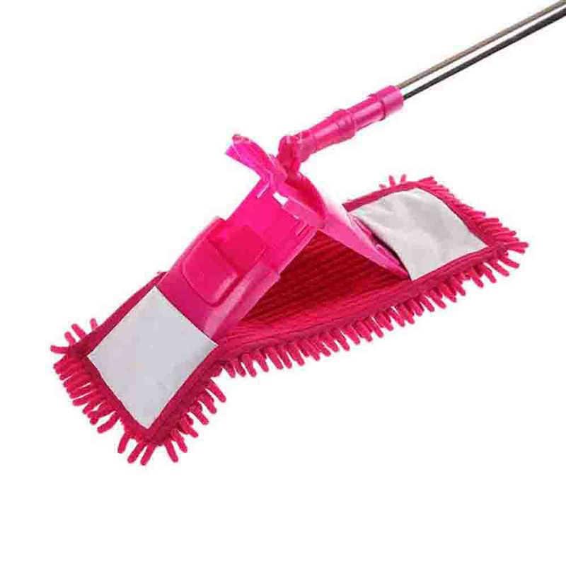 المنزل تنظيف سادة الشنيل المنزلية ممسحة تراب رئيس استبدال ستوكات استبدال مستطيل رؤوس الممسحة انخفاض الشحن