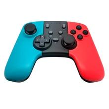 Gamepad Switch-Controller Wireless-Pro Bluetooth Joystick Double-Shock