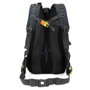 Image 3 - 40l saco de acampamento ao ar livre escalada mochila saco tático à prova dwaterproof água para caminhadas escalada trekking caça das mulheres dos homens sacos de desporto