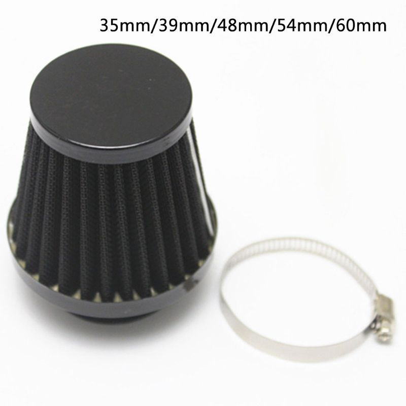 Motorcycle <font><b>Air</b></font> <font><b>Filter</b></font> 35mm/39mm/48mm/<font><b>54mm</b></font>/60mm Pod Cleaner for Yamaha for Suzuki image