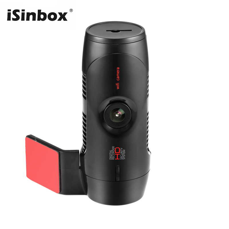 ISINBOX ADAS Dashcam HD Dash Cam <font><b>Dvr</b></font> Dash Camera <font><b>Kamera</b></font> Samochodowa Night Vision Driving Video Recorder Wideorejestrator image