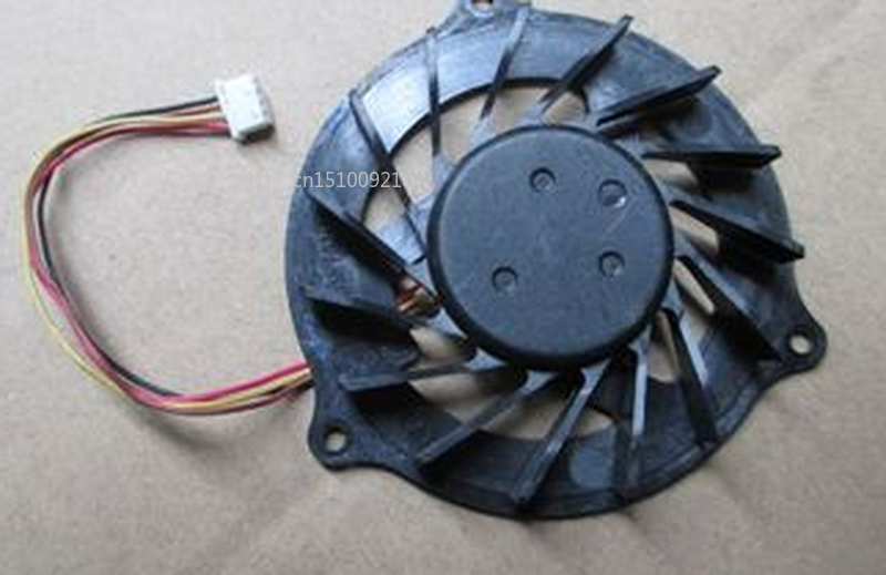 Free Shipping Cooling Fan For ADDA AD07505HX10CB00 Cooling Fan DC 5V 0.30A Bare Fan Wire Length 70mm 4-wire 4-pin Connector