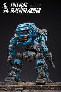 Image 4 - 2020 新 JOYTOY 1/18 送料メカロボットと兵士フィギュア (4 ピース/ロット) 新年のギフトのための送料無料