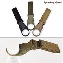 Hook Carabiner Molle Backpack Buckle Survival-Tool Travel-Kit Water-Bottle Multifunction