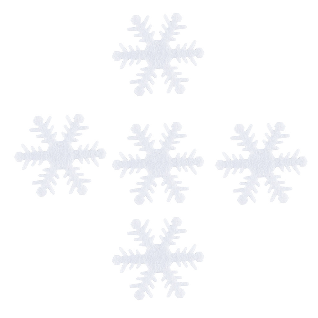 CRAFTS /& JEWELLERY MAKING 10-100 SILVER SNOWFLAKE CHARMS TREE DECO FROZEN
